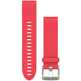 Garmin fenix 5S Silicone Wristband QuickFit 20mm pink